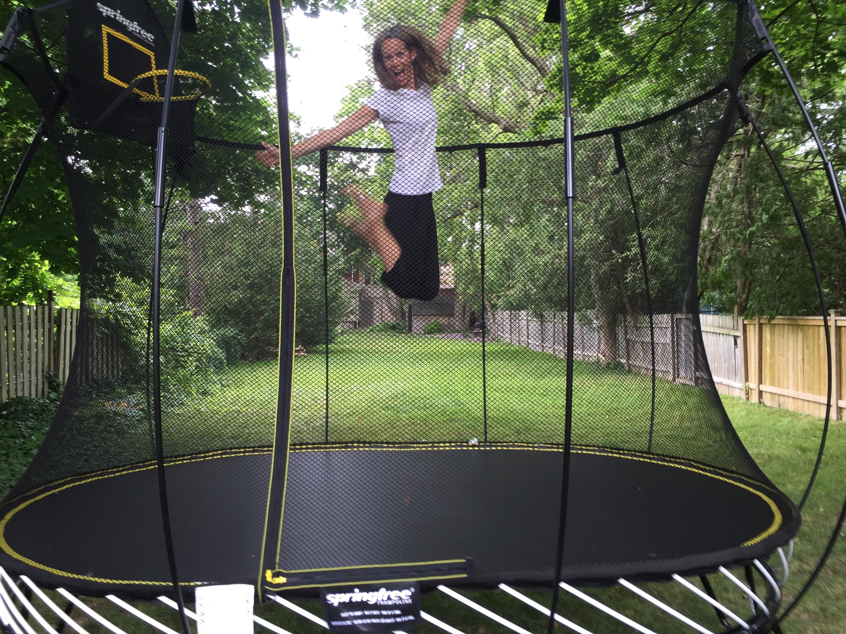 Andrea trampoline