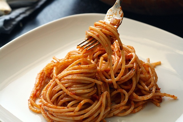 "One day he asked if he could stir the spaghetti sauce on the stove. She calmly responded: ""Sure. Be low and slow."" He smiled, and did just that."